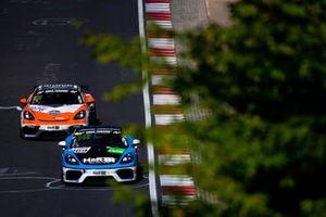 #969 Porsche Cayman GT4 CS: Thorsten Jung, Oskar Sandberg, Andreas Patzelt