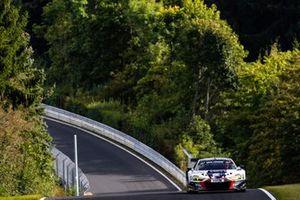 #40 Car Collection Motorsport Audi R8 LMS GT3: Milan Dontje, Klaus Koch, Jörg Viebahn, Peter Schmidt