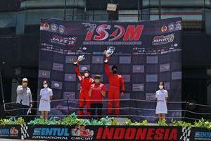 Honda Brio Speed Challenge (HBSC) dan Honda Jazz Speed Challenge (HJSC)