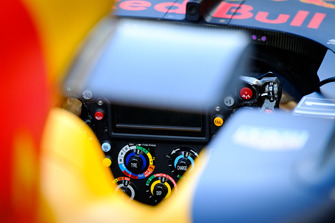 Le cockpit de la Red Bull