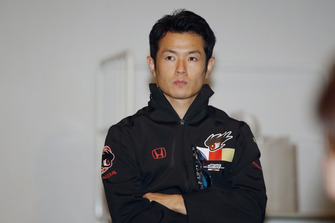 山本尚貴(TEAM MUGEN)