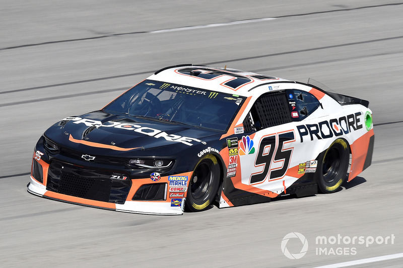 28. Regan Smith, Leavine Family Racing, Chevrolet Camaro Procore