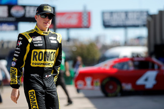 John Hunter Nemechek, Chip Ganassi Racing, Chevrolet Camaro ROMCO Equipment Co.