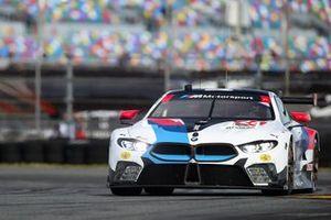 #24 BMW Team RLL BMW M8 GTE, GTLM: Jesse Krohn, John Edwards, Mozzie Mostert, Alex Zanardi