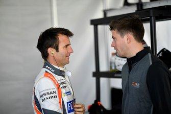 #54 CORE autosport Nissan DPi, DPi: Colin Braun, Romain Dumas