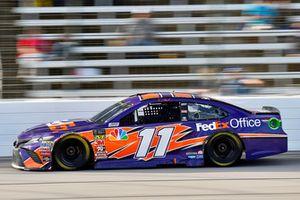 Denny Hamlin, Joe Gibbs Racing, Toyota Camry FedEx Office