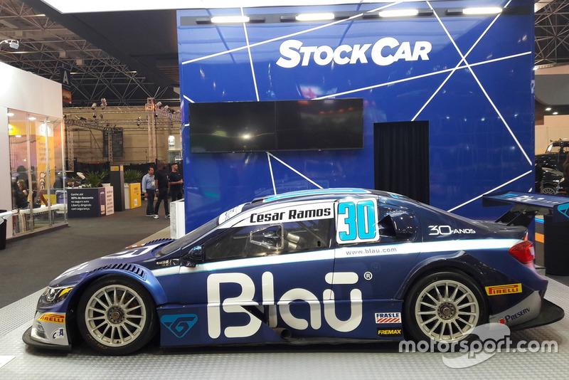 Stock Car - Cesar Ramos