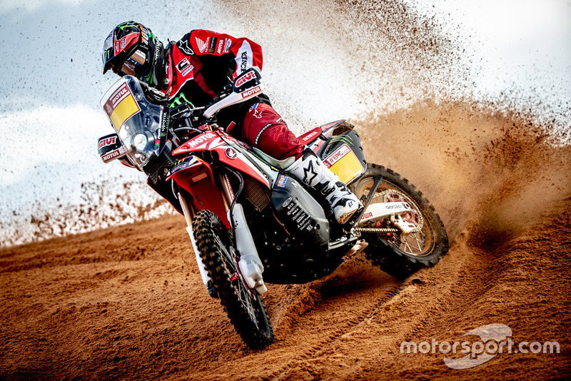 Paulo Gonçalves, Monster Energy Honda Team