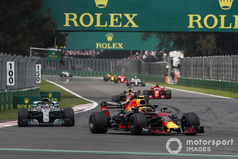 2018 Max Verstappen, Red Bull