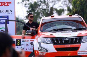 Gaurav Gill, Mahindra Adventure Super XUV500
