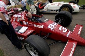 Adrian Newey, Truesports March 86C Cosworth IndyCar