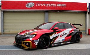 Teamwork Motorsport, Audi RS 3 LMS TCR