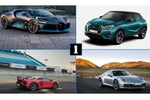 Cars of the year