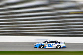 Ryan Blaney, Team Penske, Ford Fusion Accella/Carlisle