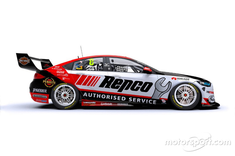 Brad Jones Racing – Nick Percat/Macauley Jones
