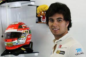 Серхио Перес, Sauber