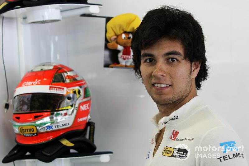 Sergio Perez - 2011 e 2012