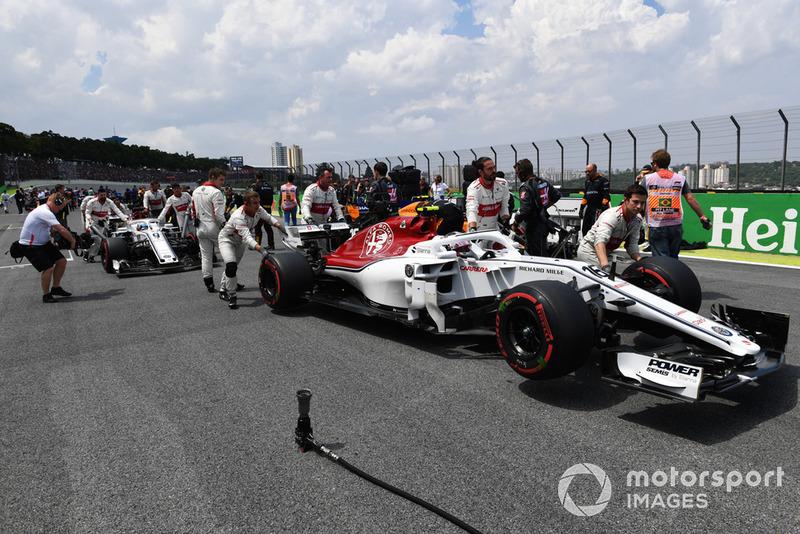 Brazil Nagydíj - F1 2018