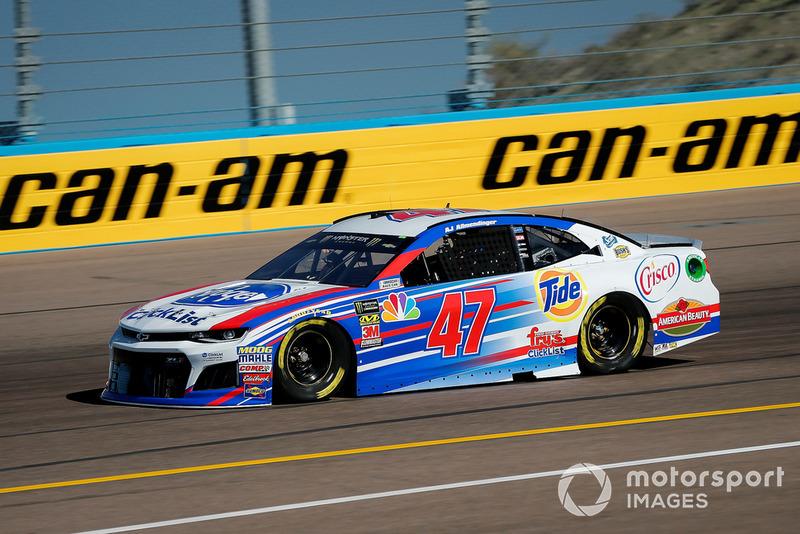 24. A.J. Allmendinger, JTG Daugherty Racing, Chevrolet Camaro Kroger ClickList