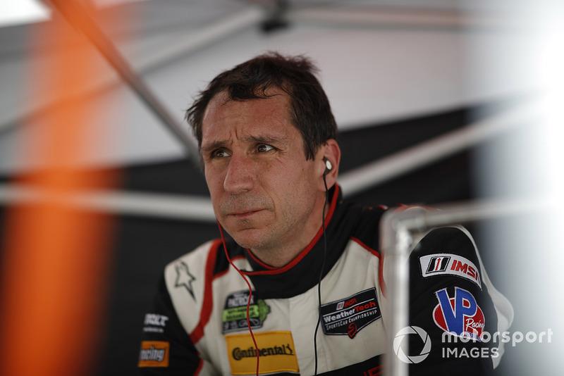 #73 Park Place Motorsports Porsche 911 GT3 R, GTD: Wolf Henzler