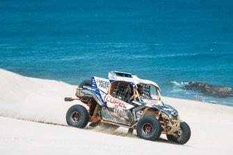 Франсиско Лопес Контардо и Альваро Хуан Леон Кинтанилья, South Racing Can-Am, Can-Am Maverick (№360)
