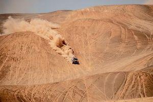 #374 Mini: Denis Krotov, Dmytro Tsyro, MSK Rally Team