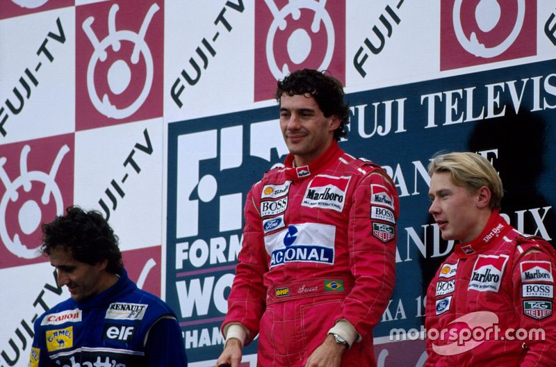40 - GP do Japão, 1993, Suzuka