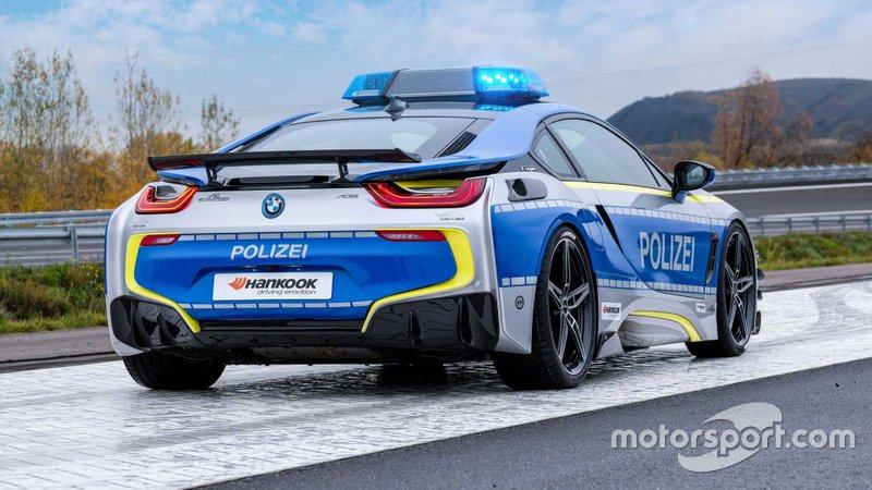 BMW i8 Police AC Schnitzer