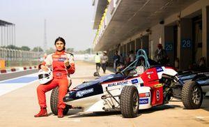 Sneha Sharma, Avalanche Racing