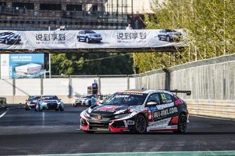 Timo Scheider, ALL-INKL.COM Münnich Motorsport Honda Civic Type R TCR