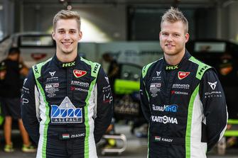 Norbert Nagy, Zeng? Motorsport, Zsolt Szabó, Zeng? Motorsport