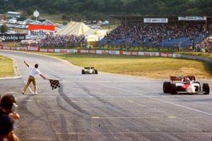 Niki Lauda, McLaren MP4\2 TAG Porsche