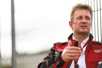 Allan McNish, teambaas Audi Sport Abt Schaeffler