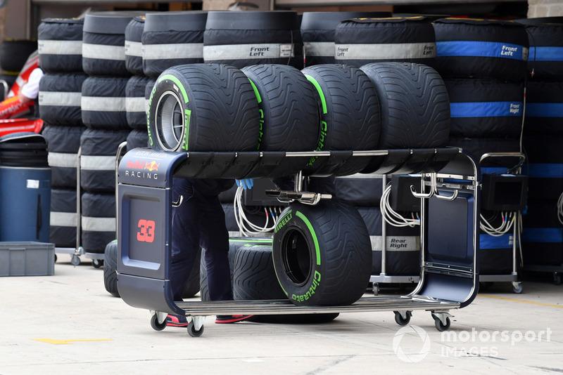 Red Bull Racing con Pirelli