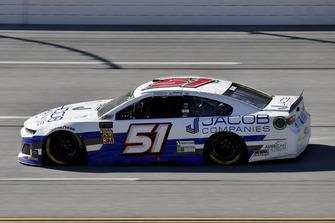 Cody Ware, Rick Ware Racing, Chevrolet Camaro Jacob Companies