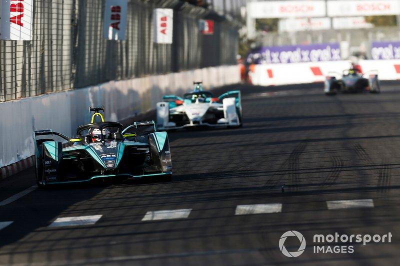 Nelson Piquet Jr., Jaguar Racing, Jaguar I-Type 3, Tom Dillmann, NIO Formula E Team, NIO Sport 004