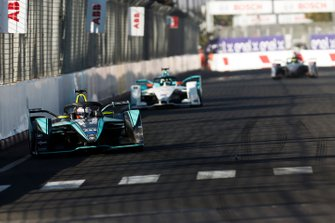 Nelson Piquet Jr., Jaguar Racing, Jaguar I-Type 3, Tom Dillmann, NIO Formula E Team, NIO Sport 004
