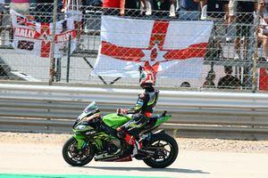 Racewinnaar Jonathan Rea, Kawasaki Racing
