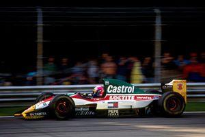 Pedro Lamy, Lotus Cosworth 107B