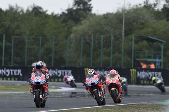 Andrea Dovizioso, Ducati Team, wint