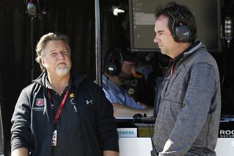 Michael Andretti, Bryan Herta