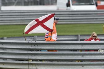 Bandiera per la pioggia