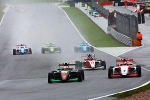 Krishnaraaj Mahadik, Double R leads Kush Maini, Lanan Racing