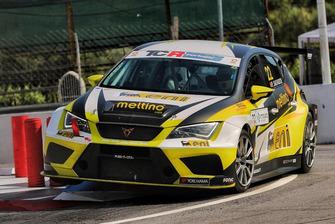 Pedro Salvador, Cupra TCR, Speedy Motorsport