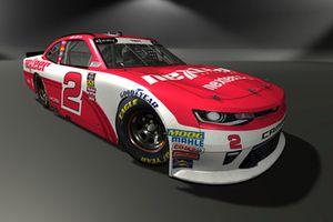 Matt Tifft, Richard Childress Racing, Chevrolet Camaro