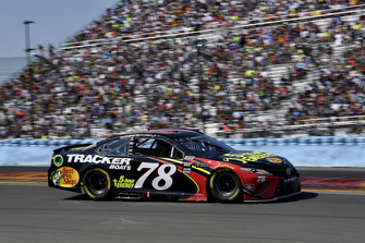 Martin Truex Jr., Furniture Row Racing, Toyota Camry 5-hour ENERGY/Bass Pro Shops
