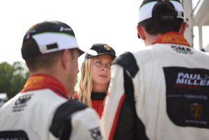 #58 Wright Motorsports Porsche 911 GT3 R, GTD - Christina Nielsen