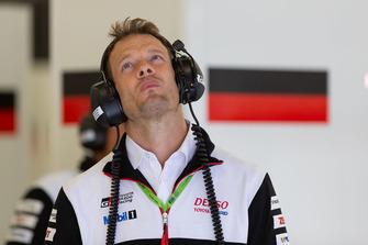 Alex Wurz, Toyota Gazoo Racing