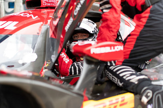 #1 Rebellion Racing Rebellion R-13: André Lotterer
