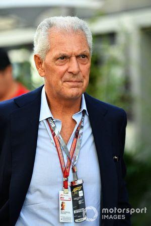Tronchetti Provera, président de Pirelli